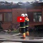 Hotel Falster går op i røg