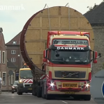 Særtransport til sukkerfabrik